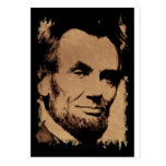 Lincoln's Mug Postcards