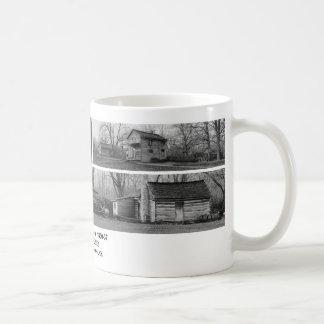 Lincoln's New Salem - Original Coffee Mug