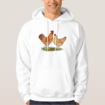 Lincolnshire Buff Chickens Hoodie