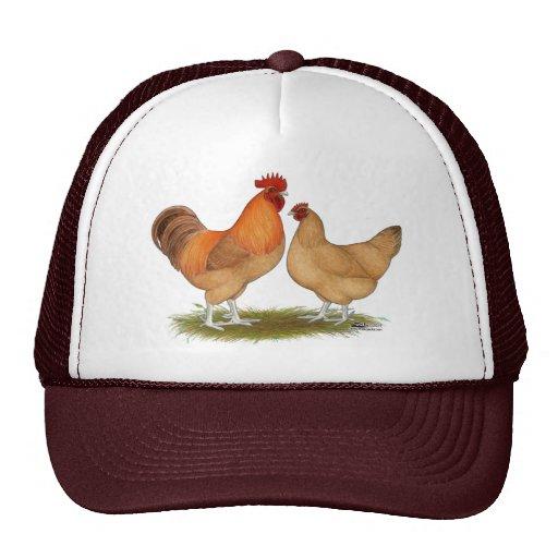 Lincolnshire Buff Chickens Trucker Hat
