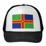 Lincolnshire flag united kingdom great britain   e trucker hat