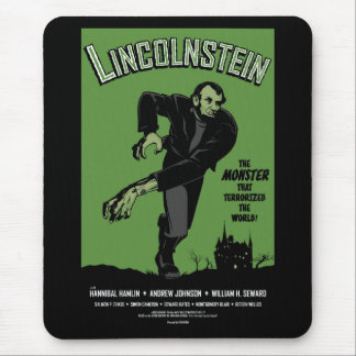 lincolnstein-final mouse pad
