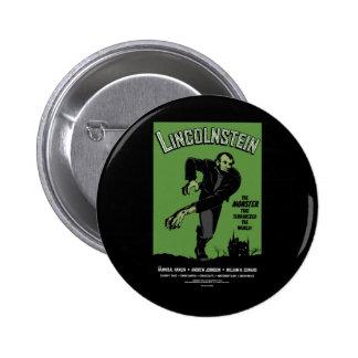 lincolnstein-final pinback button