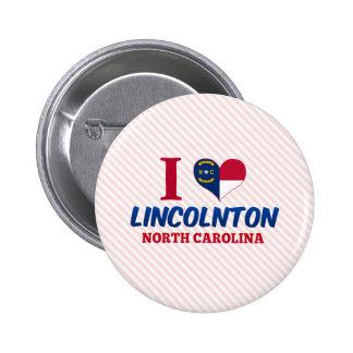 Lincolnton, Carolina del Norte Pin