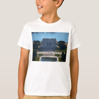 Lincon Monument from Washington Monument.jpg T-Shirt