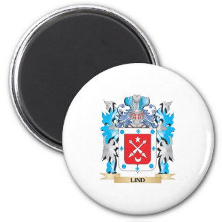 Lind Coat of Arms - Family Crest Magnet