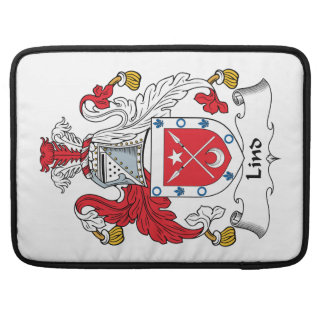 Lind Family Crest MacBook Pro Sleeve