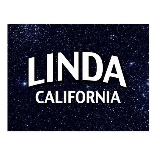 Linda California Post Cards