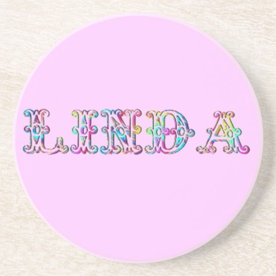 Linda ,Coaster Sandstone Coaster