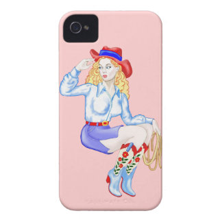 Linda Flores iPhone 4 Covers
