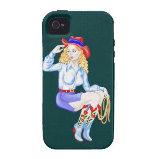 Linda Flores Case-Mate iPhone 4 Cover