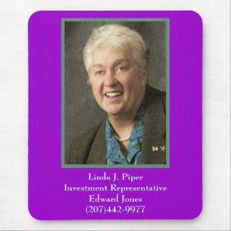 Linda, Linda J. PiperInvestment RepresentativeE… Tapete De Ratones