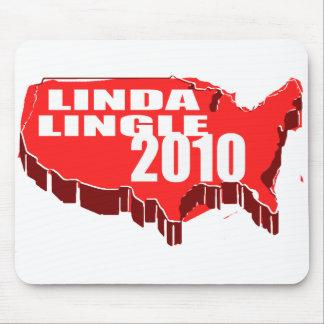 LINDA LINGLE FOR SENATE MOUSE PAD