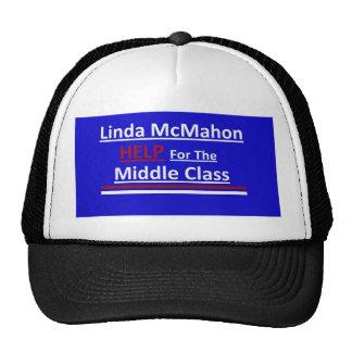 LInda McMahon Ball Cap Trucker Hat
