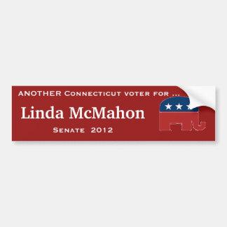 Linda McMahon Bumper Sticker
