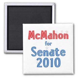 Linda McMahon for Senate 2010 Star Design Magnet