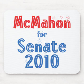 Linda McMahon for Senate 2010 Star Design Mouse Pad