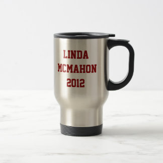 Linda McMahon Travel Mug