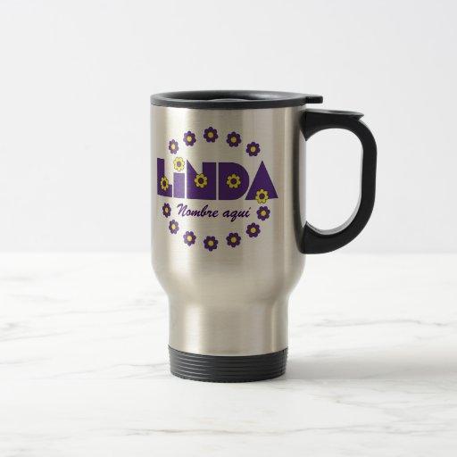 Linda Coffee Mugs