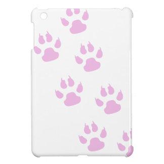 Lindas Huellitas de   color Rosa Cover For The iPad Mini