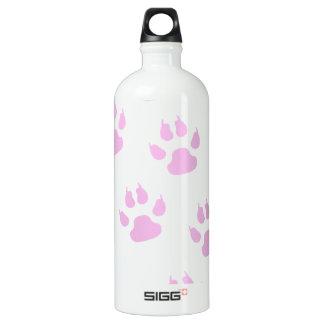Lindas Huellitas de   color Rosa SIGG Traveler 1.0L Water Bottle