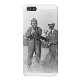 Lindbergh with dislocated shoulder iPhone SE/5/5s case