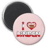 Linden, CA Refrigerator Magnets