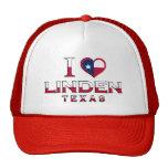 Linden, Texas Hat
