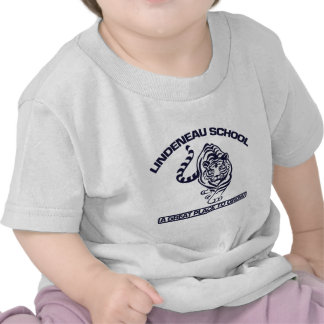 Lindeneau toddler t-shirt blue logo