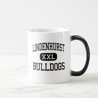 Lindenhurst - Bulldogs - High - Lindenhurst 11 Oz Magic Heat Color-Changing Coffee Mug