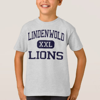 Lindenwold - Lions - High - Lindenwold New Jersey T-Shirt