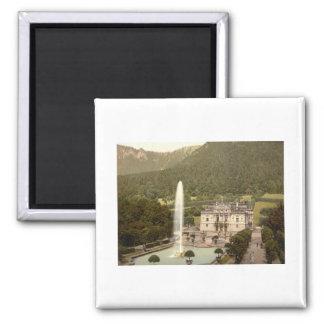 Linderhof Castle, Bavaria, Germany Magnet