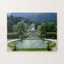 Linderhof Palace Germany. Jigsaw Puzzle