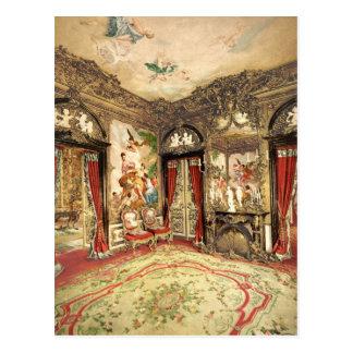 Linderhof Palace Upper Bavaria Germany Postcard