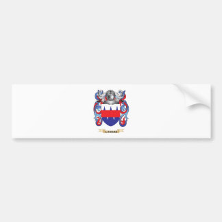Linders Coat of Arms (Family Crest) Car Bumper Sticker