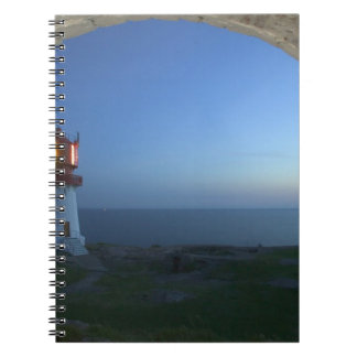 lindesnes fyr, norways most southern point note books