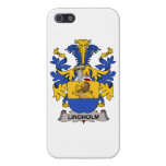 Lindholm Family Crest Cover For iPhone 5