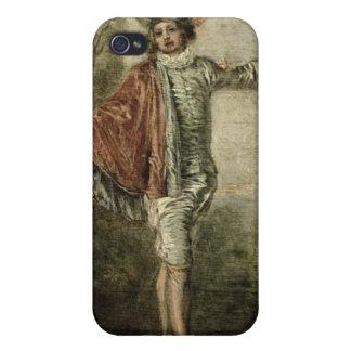 L'Indifferent, 1716 iPhone 4 Carcasa