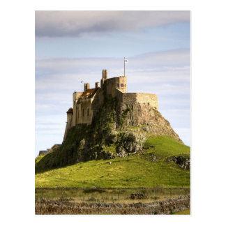 Lindisfarne Castle Postcard