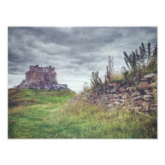 Lindisfarne costero cojinete