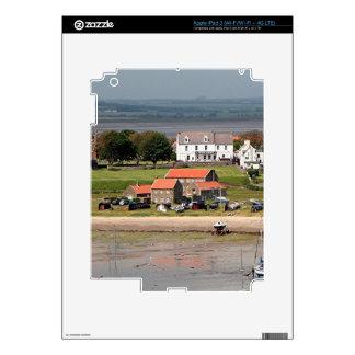 Lindisfarne, Holy Island, England iPad 3 Decals