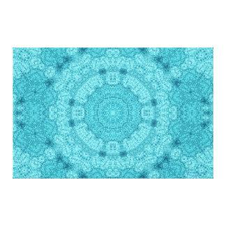 Lindisfarne Lace Canvas Print