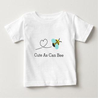 Lindo al igual que la abeja, rastro del corazón, camisas