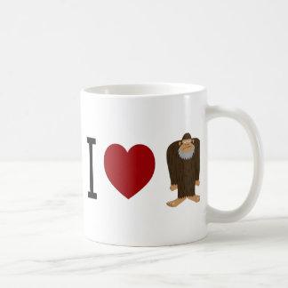 ¡LINDO! AMO el diseño de <3 BIGFOOT - encontrar Bi Tazas De Café