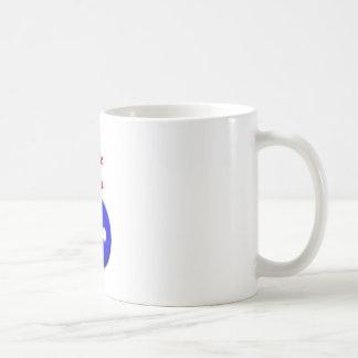 Lindo como botón taza de café