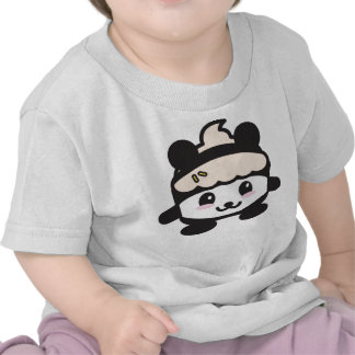 Lindo como conejito - magdalena de la panda camiseta