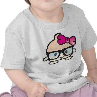 Lindo como conejito - taza de la magdalena del emp camisetas