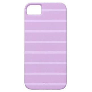 lindo con lineas violetas iPhone SE/5/5s case