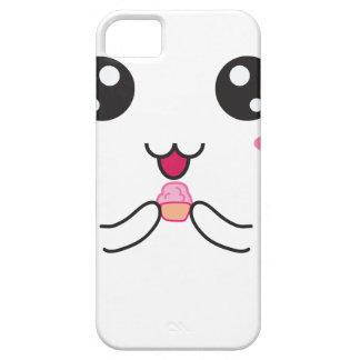 ^-^ lindo estupendo de Kawaii iPhone 5 Case-Mate Funda