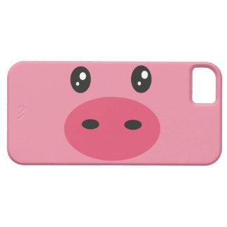 Lindo face cerdito iPhone SE/5/5s case